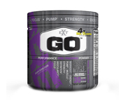 EXT GO POTENTE PRE-ENTRENAMIENTO ENERGIZANTE 150GR GRAPE